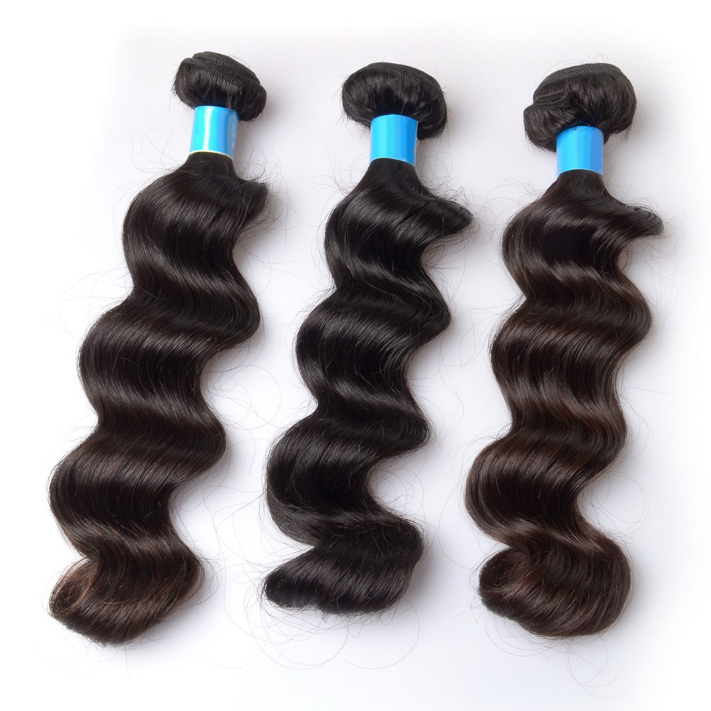 Straight hair bundles in Detroit, MI.